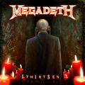 Megadeth TH1RT3EN Cover Art