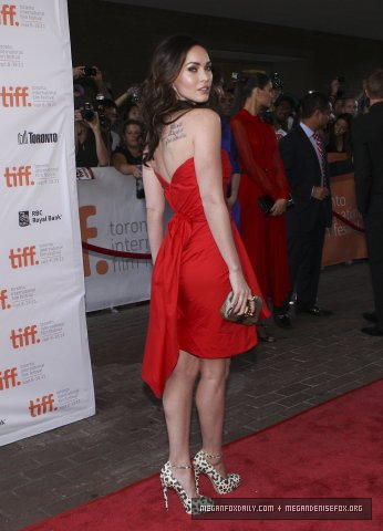 Megan - 2011 Toronto International Film Festival - friends with Kids Premiere - September 09, 2011