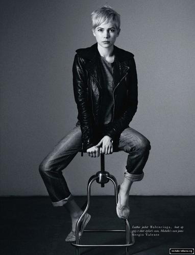 "Michelle Williams - ""Hobbo"" Magazine - (June 2011)"