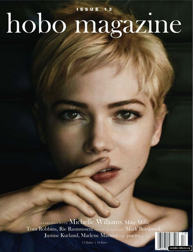 "Michelle Williams - ""Hobbo"" Magazine - (June 2011)"