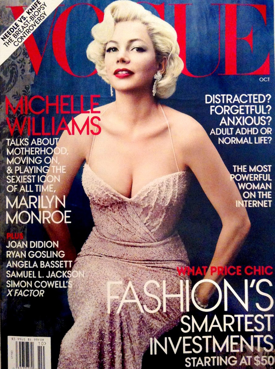 Michelle Williams vogue