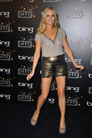 Mehr Fotos from the CW premiere party!