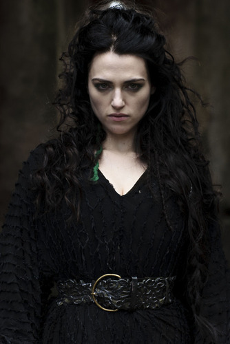 Katie McGrath wallpaper entitled Morgana S4