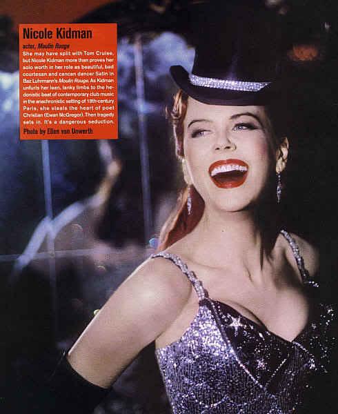 Moulin Rouge- Vogue magazine - Moulin Rouge Photo ...
