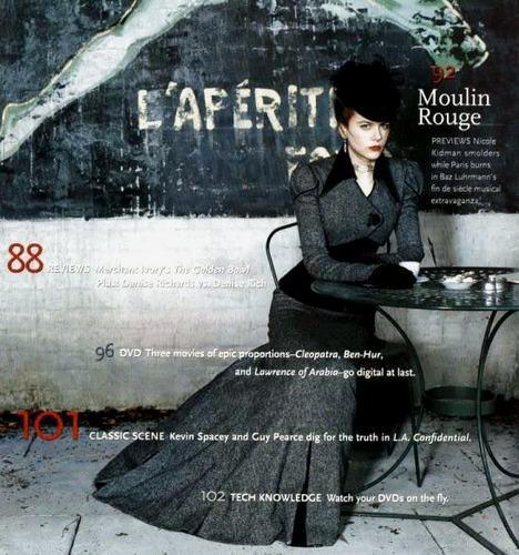 Moulin Rouge- Vogue magazine