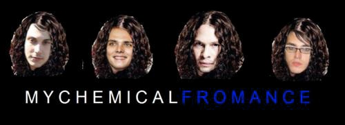 My chemical Fromance Lol