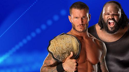 NOC-Randy Orton vs Mark Henry