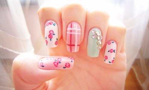 Nails Nail Art Images Nails Wallpaper And Background Photos 25233890
