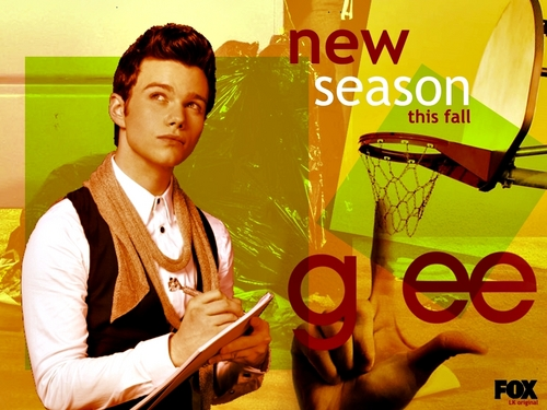 New Season 3 wallpaper! - cory-monteith-and-chris-colfer Wallpaper