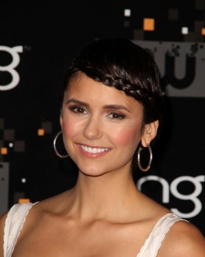 Nina at CW Premiere Party 2011!