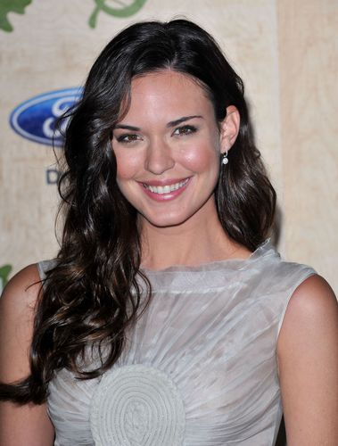 Odette Annable @ 7th Annual শিয়াল Fall Eco-Casino Party, Culver City, Sept 12
