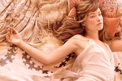 Olivia Wilde ~ Allure Magazine Photoshoot ~ October 2011