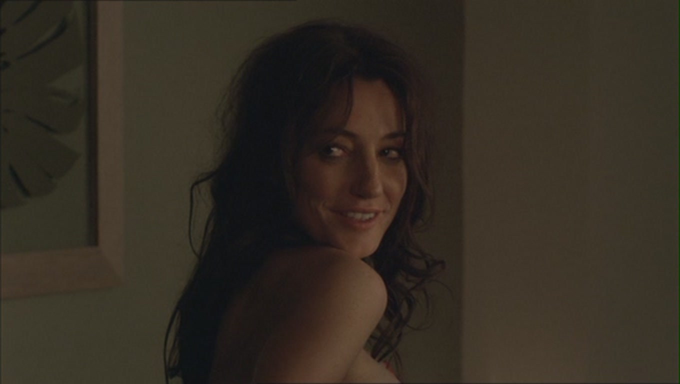 Orla Brady as Siobhan Dhillon in 1x01 of Mistresses