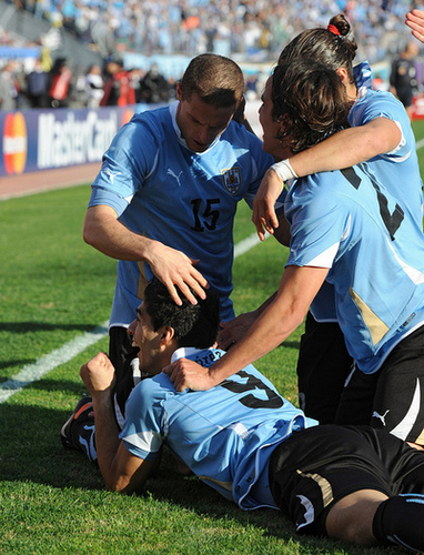 Paraguay-Uruguay: Copa America FINAL