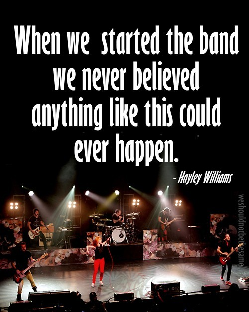 Paramore Song Quotes. QuotesGram Paramore Song Quotes
