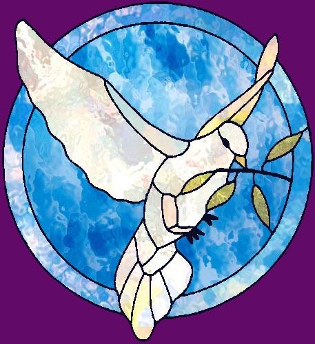 Peace kalapati