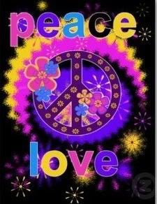 Peace & pag-ibig Revolution litrato