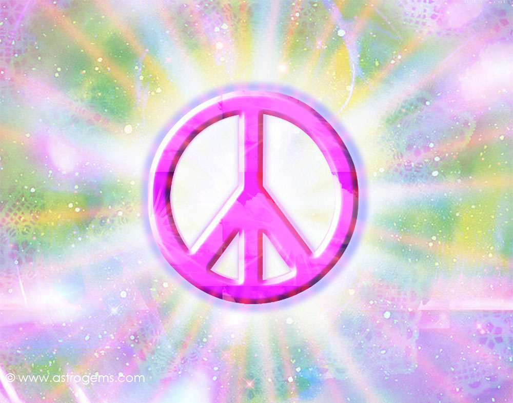 Peace Sign - Peace & Love Revolution Club Photo (25246128 ...