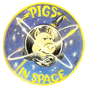 Pigs in Space - the-muppets Photo