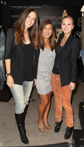 Porsche design Fashion's Night Out Beverly Hills