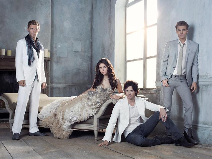 Promo Vampire Diaries Joseph Morgan Photo 25277672
