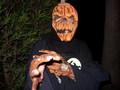 Pumpkin creature