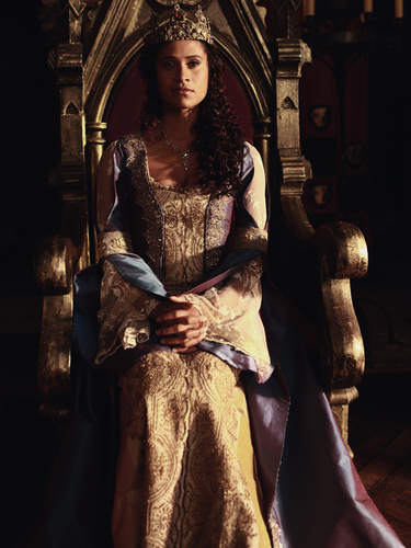 reyna Quinevere - Morgana's vision