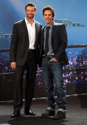REAL STEEL Photocall