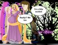Rapunzel and Flynn will have a baby --_-- - tangled photo