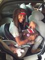 Ray Ray from MB with the Domo he WON!! :D