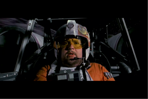 "Red-Six: Jek ""Piggy"" Porkins - star-wars Screencap"