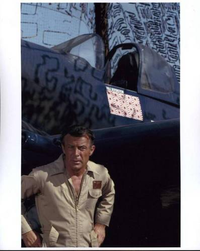 Robert Conrad as Maj. Greg 'Pappy' Boyington