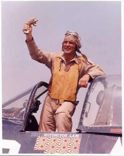 Robert Conrad as Maj. Greg 'Pappy' Boyington