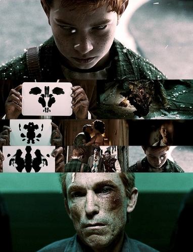 Rorschach in the Movie