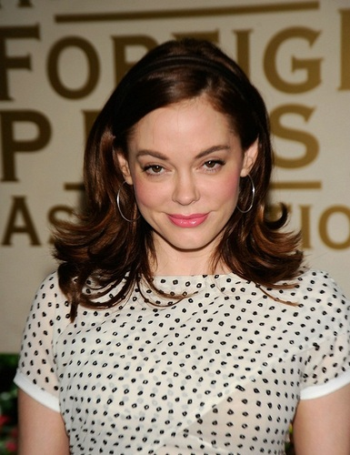 Rose - Hollywood Foreign Press Association's, August 11, 2009