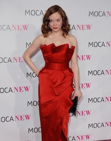 Rose - MOCA New 30th Anniversary Gala, November 14. 2009