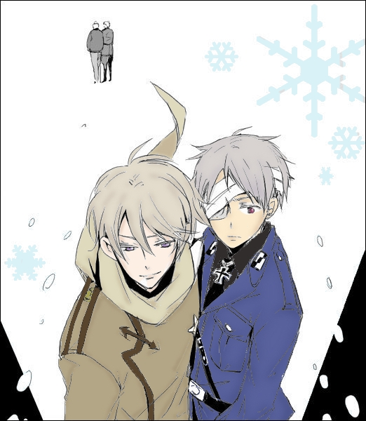 Pin hetalia fem prussia x austria on pinterest