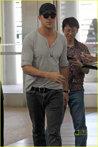 Ryan Gosling: Goodbye, Toronto!