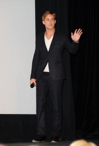 "Ryan @ Toronto International Film Festival ""Drive"" Premiere – Inside"