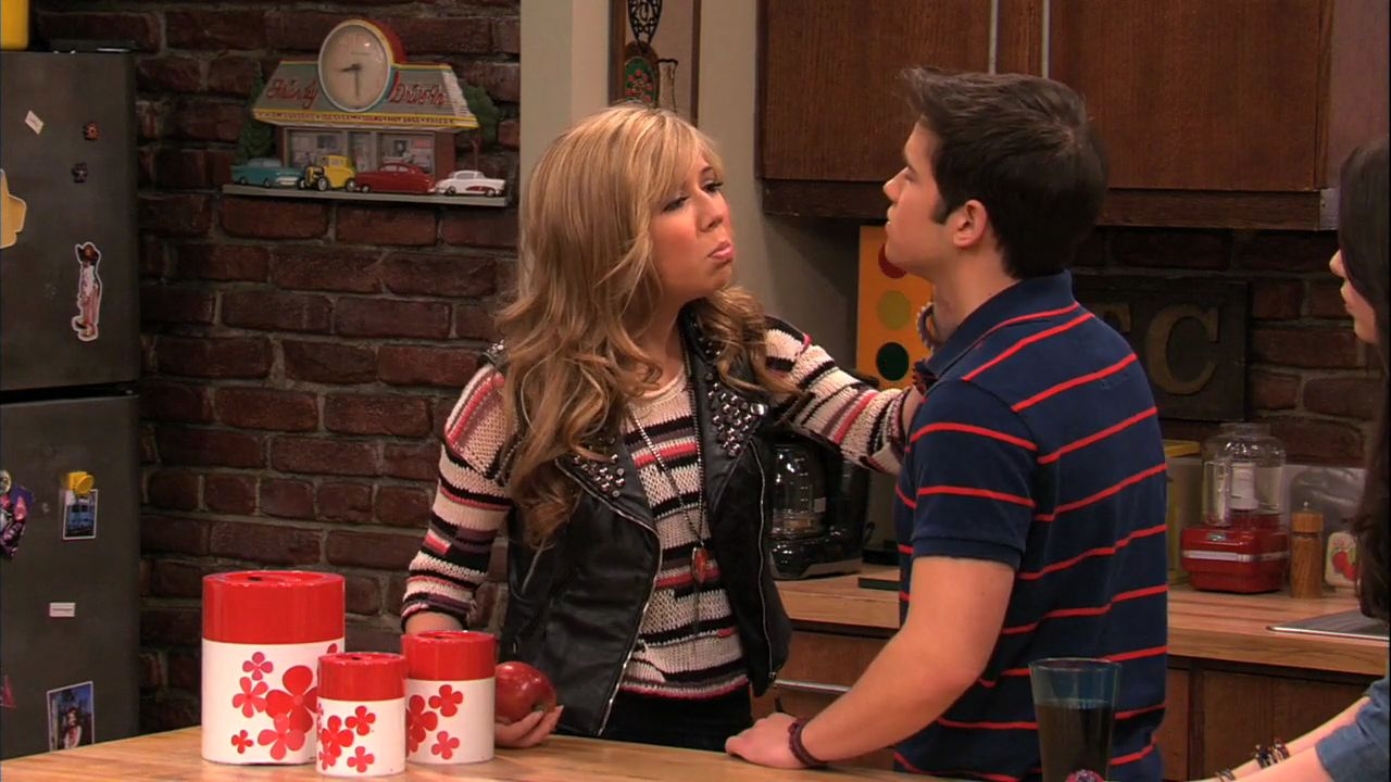 is carly and freddie dating in real life