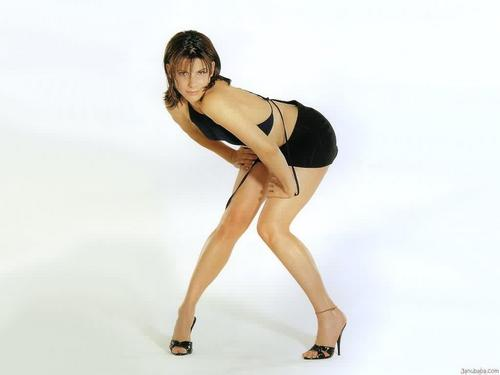 Сандра Буллок Обои probably with attractiveness, support hose, and a portrait titled Sandra Bullock