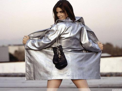 Sandra Bullock wallpaper possibly with an overgarment called Sandra Bullock