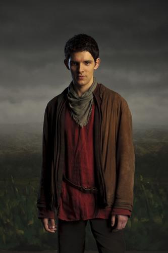 Season 4- Cast Photos- Merlin
