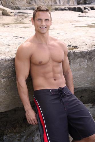 acteurs les plus canons fond d'écran with swimming trunks entitled Sexy Boy