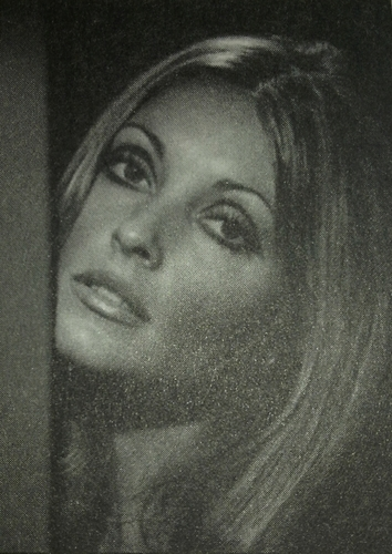 Sharon Tate, murdered by Charles Manson