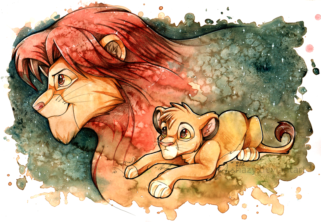 Simba - Simba Fan Art (25240019) - Fanpop