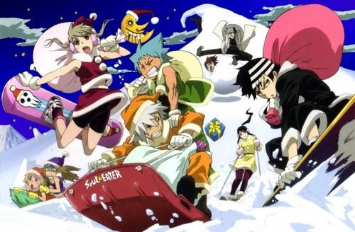 Soul Eater Рождество