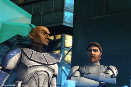Starwars clone wars