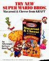 Super Mario macaroni & cheese