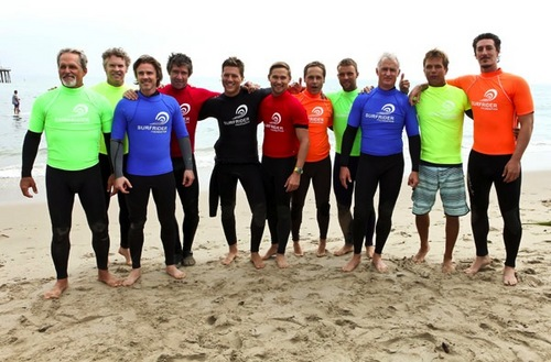 Surfrider Foundation's 6th Annual Celebrity Expression Session [September 10, 2011]